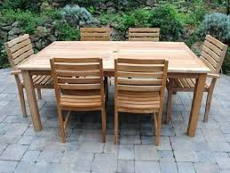 patio table for 6 6 rectangle farm table round patio table 6 chairs