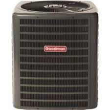 goodman ac unit. goodman gsx140361 air conditioning condensing unit 14 seer, single-phase, 3 ton, ac