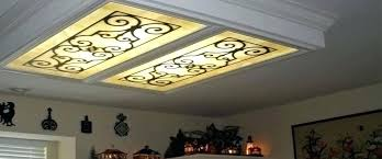 overhead fluorescent light decorative fluorescent light covers kitchen ceiling fluorescent ceiling light covers plastic