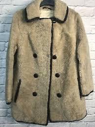 <b>John</b> Paterson Vintage Retro 70's Shearling <b>Sheepskin Coat</b>. 36inch ...