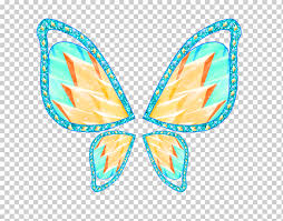 Use the way you want, don't forget about credits! Stella Bloom Aisha Winx Club Believix In You Rainbow Wing Symmetry Bloom Organism Png Klipartz