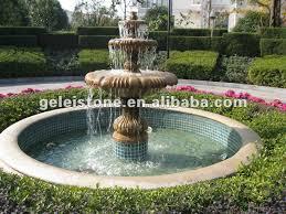 fabulous water fountain in garden fountain for garden accessories captivating henri fountains for