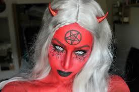 self she devil makeup