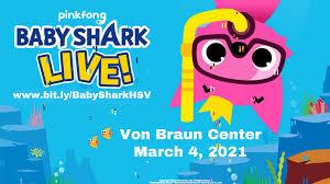 Cancelled: <b>Baby Shark</b> Live!
