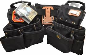 dewalt leather tool belt. clc 16 pckt carpenter clc cordura tool belt 5608 dewalt leather