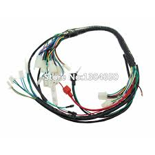 popular atv wiring harness buy cheap atv wiring harness lots from engine wire wiring harness loom 50cc 110cc 125cc 140cc pit atv quad bike buggy go kart