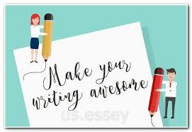details in essay writing practice test