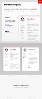 Resume Templates Template For Microsoft Word Good Free Download