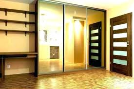medium size of mirror closet door replacement glass sliding mirrors mirrored doors bathrooms alluring c behind