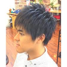 冬のショートスタイル Hair Esthesalon Aonoアオノのヘアスタイル