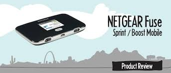 In Review Sprint Fuse AC779S by Netgear Mobile WiFi Hotspot