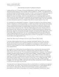 grad school essay sample psychology   graduate school personal    cover letter personal statement essay examples for graduate school