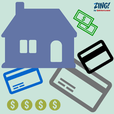 Using A Credit Card To Pay Off A Credit Card Refinancing To Pay Off Credit Card Debt Zing Blog By Quicken Loans