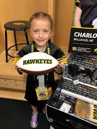 Nebraska girl with rare bone disease named Kid Captain for Iowa-Nebraska  football game | Area Colleges | nonpareilonline.com