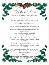 7 christmas menu templates procedure template sample search results for christmas menu templates