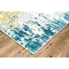 rug teal teal and gray rug teal and yellow rug harmonious blue and yellow rug make