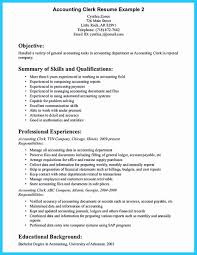 Chartered Accountant Resumes Accountant Objective For Resume Examples Accounting Career