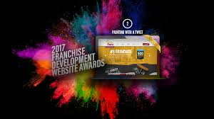 team of 12 franchise experts evaluates 200 websites announces 2nd place winner painting with a twist