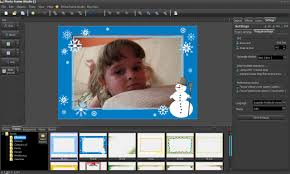 photo frame studio screenshot
