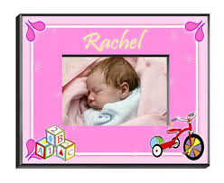items baby picture frame