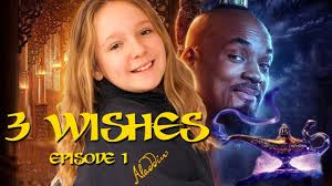 3 Wishes Episode 1 Inspired By Disneys Aladdin 2019 Finding The Magic Lamp Aladdin