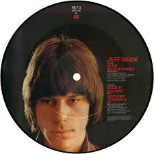 Artist: Jeff Beck. Label: RAK Replay. Country: UK. Catalogue: RRP 3. Date: Sep 1982. Format: Picture Disc. Chart Position: 62 - jeff-beck-hi-ho-silver-lining-rak