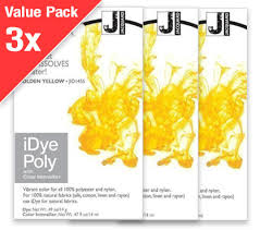 Idye Poly Color Mixing Chart Idye Poly Golden Yellow 3x Value Pack