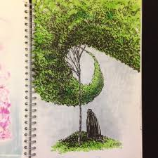 tree drawing tumblr. Contemporary Drawing David Vong On Twitter  To Tree Drawing Tumblr A