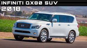2018 infiniti suv. plain 2018 2018 infiniti qx80 suv review rendered price specs release date  youtube inside infiniti suv e