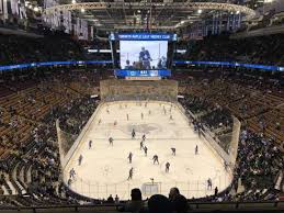 Scotiabank Arena Section 303 Home Of Toronto Maple Leafs