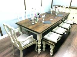 large round dining table seats 12 room seating square farmhouse tables 8 for kitchen winning