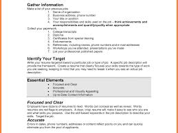 How To Write Good Resume For First Job Bank Functional Career A