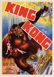 King Kong The Fall 1933 Paper Print Movies Posters In India