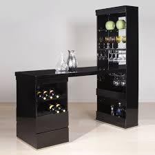 wine rack bar table. Corner Curved Mini Bar. Decorations:futuristic Small Home Bar Ideas Table Chrome Legs Wine Rack A