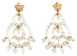 phenomenal j crew crystal chandelier earrings photo design
