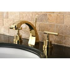bathroom faucets widespread. Concord Double Handle Widespread Polished Brass Bathroom Faucet - Free Shipping Today Overstock.com 11144263 Faucets I