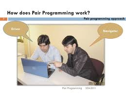 How Does Pair Programming Work