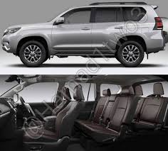 2018 Toyota Prado (facelift) expected in the Middle East by year-end