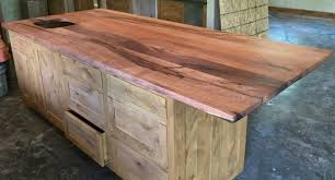 Wood Bar Top Custom Wood Bar Top Counter Tops Island Tops Butcher Block