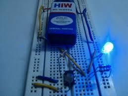 Light Sensor Using Ic 741 Dark Light Sensor Based On The Lm741 Opamp 4 Steps