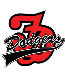Fort Dodge Dodgers Logo