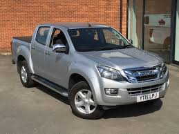 Used Isuzu D-max 25td yukon double cab 4x4 for sale in Doncaster ...
