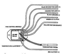 derale 16579 has been redesigned, no longer a positive switching fan controller wiring diagram derale 16579 has been redesigned, no longer a positive switching circuit!