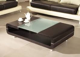 coffee table modern size