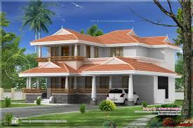 Small Picture 4 bed room Kerala traditional villa 2615 sq ft Kerala home