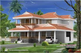 Small Picture 4 bed room Kerala traditional villa 2615 sq ft Kerala home