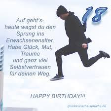 Glückwünsche Zum 18 Geburtstag Kurze Lustige Geburtstagswünsche