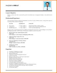 Sample Career Objectives For Resume For Freshers Best Job Objectives
