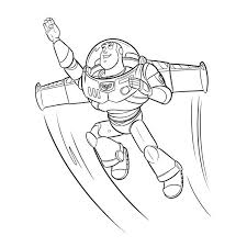 Welcome to coloringpages101.com site with free coloring pages for kids on this site. Buzz Lightyear Of Star Command 46578 Cartoons Printable Coloring Pages