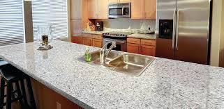 kitchen countertops quartz white cabinets. Quartz St Showroom Installation Gray Countertops Kitchen White Shaker Cabinets .